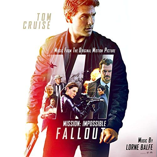 Pop Disciple PopDisciple Soundtrack OST Score Film Music New Releases Mission: Impossible Fallout Tom Cruise Lorne Balfe Composer