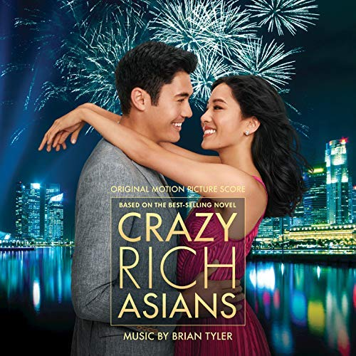 Pop Disciple PopDisciple Soundtrack OST Score Film Music New Releases Crazy Rich Asians Brian Tyler Gabe Hilfer Composer Music Supervision