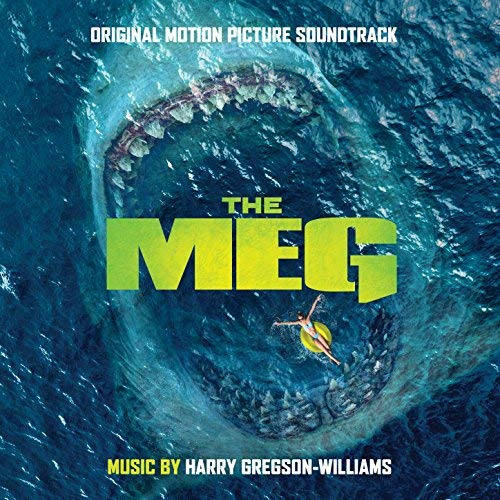 Pop Disciple PopDisciple Soundtrack OST Score Film Music New Releases The Meg Jason Statham Harry Gregson-Williams Composer