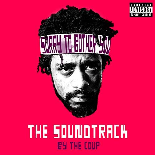 Pop Disciple PopDisciple Soundtrack OST Score Film Music New Releases Sorry To Bother You The Coup