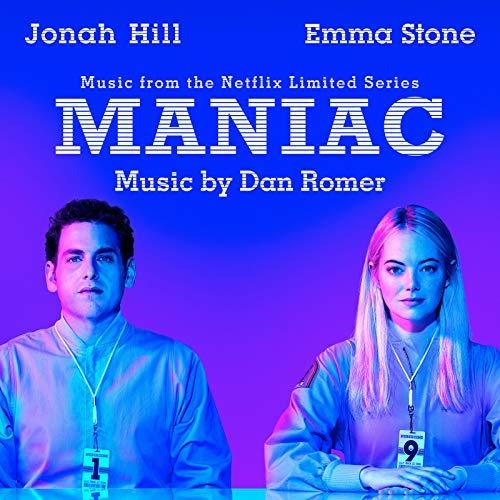 Pop Disciple PopDisciple Soundtrack OST Score Film Music New Releases Maniac Dan Romer Cary Joji Fukunaga Lorenzo Carrano Susan Jacobs Shari Johanson Jackie Mulhearn