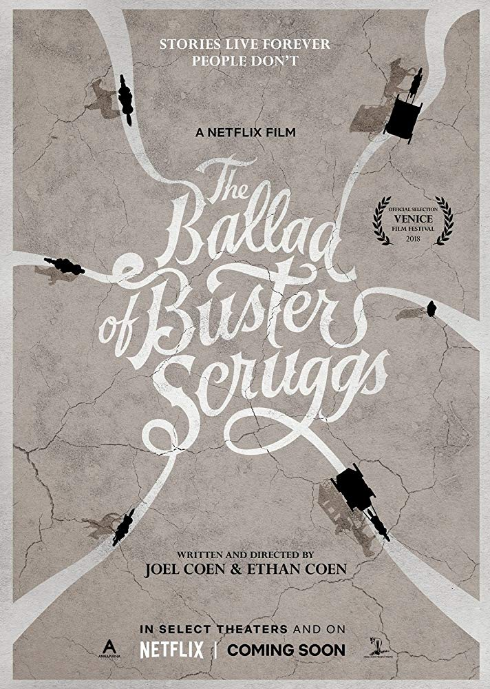 Pop Disciple Now Watching Music Supervision Film Music Soundtrack Composer Music Supervisor The Ballad of Buster Scruggs The Coen Brothers Ethan Coen Joel Coen Carter Burwell