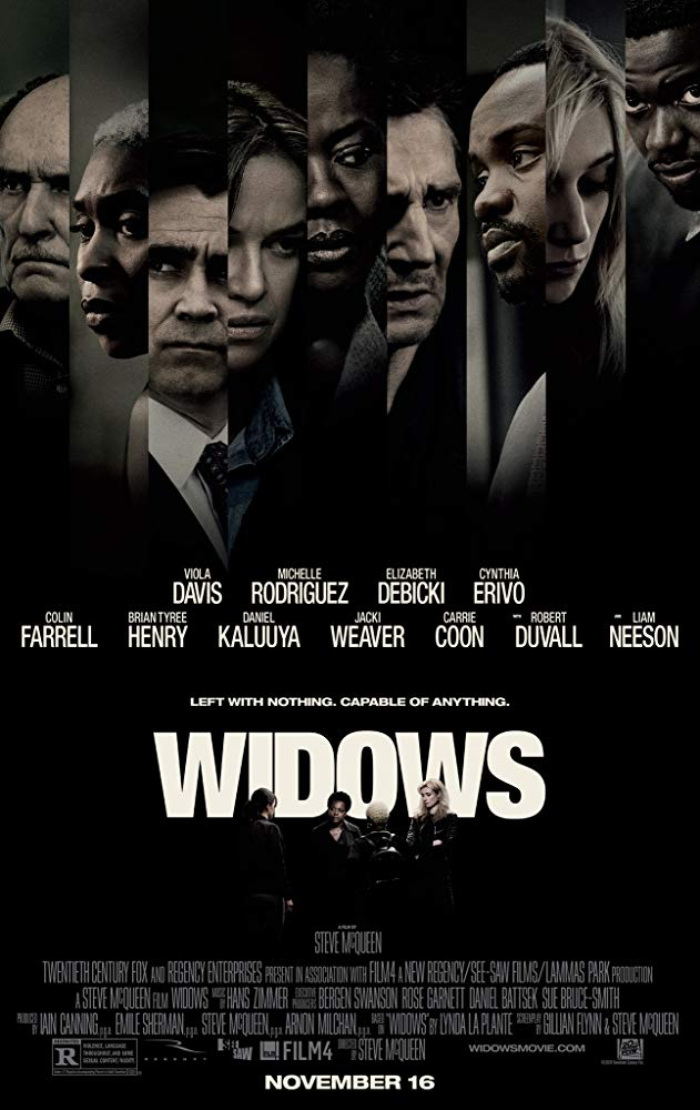 Pop Disciple Now Watching Music Supervision Film Music Soundtrack Composer Music Supervisor Widows Steve McQueen Hans Zimmer Ian Neil