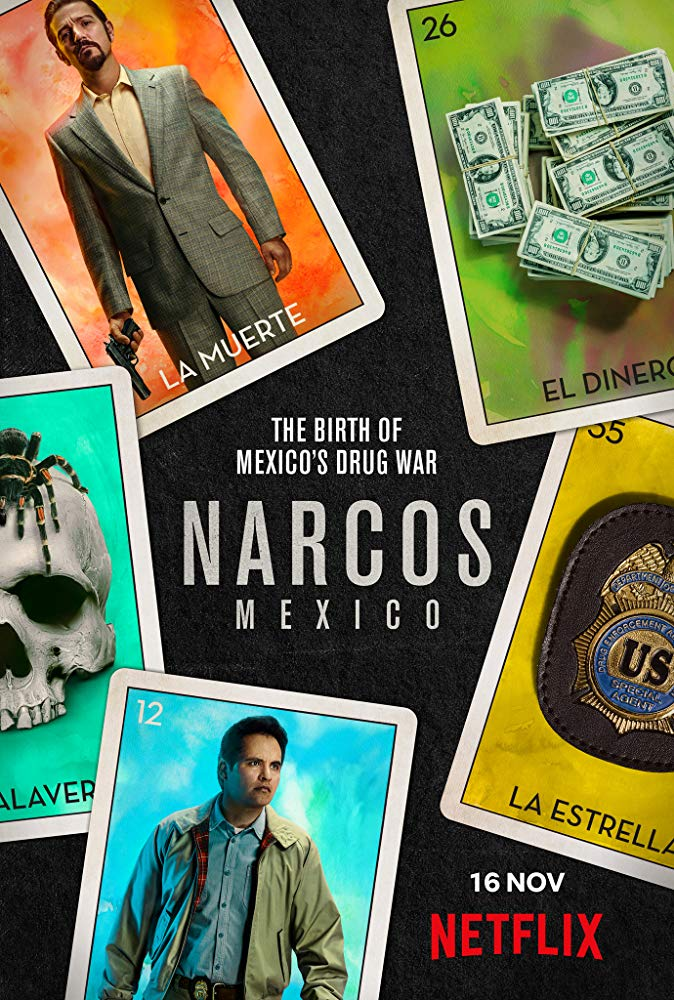 Pop Disciple Now Watching Music Supervision Film Music Soundtrack Composer Music Supervisor Narcos Mexico Kevin Kiner Gustavo Santaolalla Liza Richardson