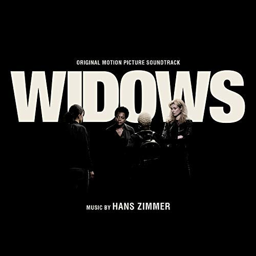 Pop Disciple PopDisciple Soundtrack OST Score Film Music New Releases Widows Hans Zimmer