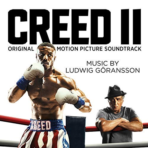 Pop Disciple PopDisciple Soundtrack OST Score Film Music New Releases Creed 2 Ludwig Göransson