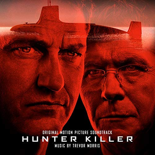 Pop Disciple PopDisciple Soundtrack OST Score Film Music New Releases Hunter Killer Trevor Morris