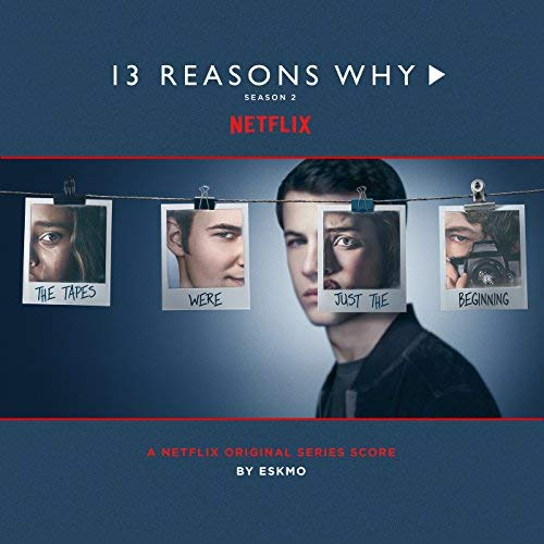 Pop Disciple Podcast ESKMO Brendan Angelides Composer Score Film Music Billions 13 Reasons Why Ancestor