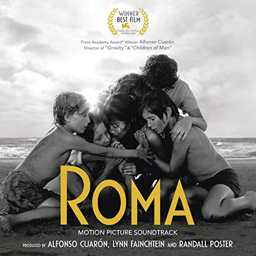 Pop Disciple PopDisciple Soundtrack OST Score Film Music New Releases Roma Randall Poster Alfonso Cuarón Lynn Fainchtein