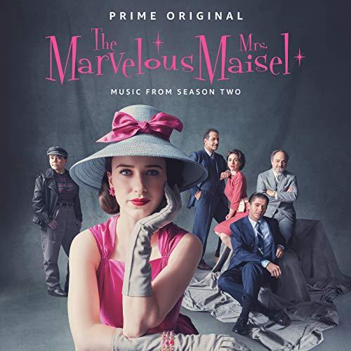 Pop Disciple PopDisciple Soundtrack OST Score Film Music New Releases The Marvelous Mrs. Maisel Robin Urdang Amy Sherman-Palladino Dan Palladino