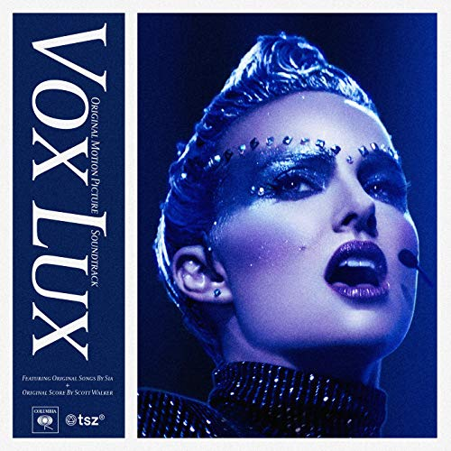 Pop Disciple PopDisciple Soundtrack OST Score Film Music New Releases Vox Lux