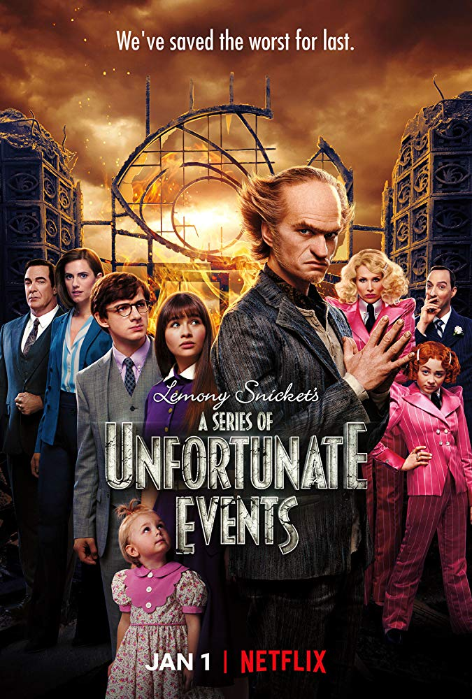 Pop Disciple Now Watching Music Supervision Film Music Soundtrack Composer Music Supervisor A Series of Unfortunate Events Netflix Jim Dooley Nick Urata