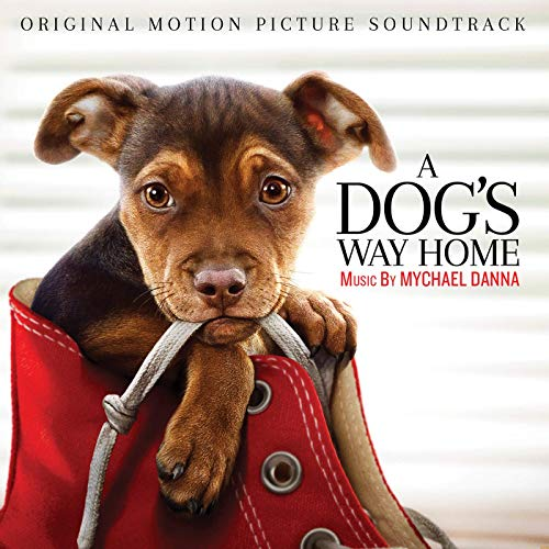Pop Disciple PopDisciple Soundtrack OST Score Film Music New Releases A Dog's Way Home Mychael Danna