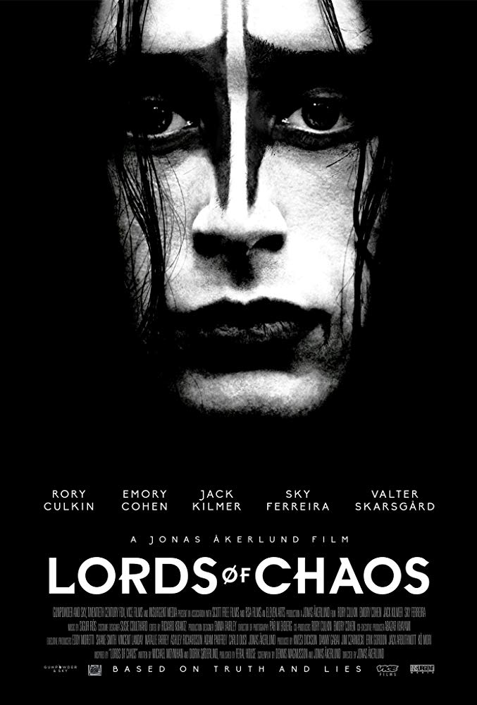 Pop Disciple Now Watching Music Supervision Film Music Soundtrack Composer Music Supervisor Lords of Chaos Jonas Åkerlund Sigur Rós Claire Freeman Rob Sutcliffe Randall Poster