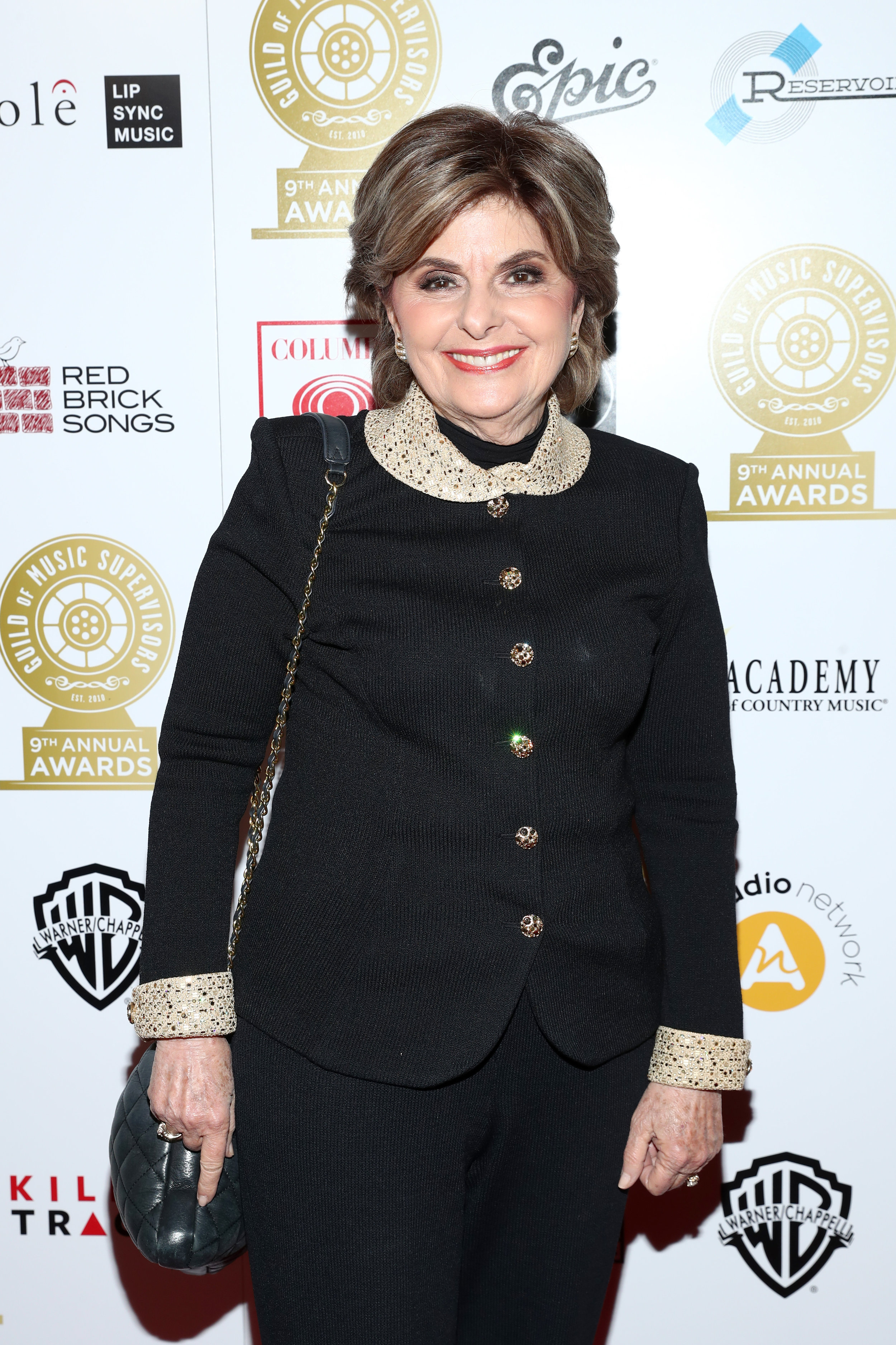 Gloria Allred at the 9th Annual Guild of Music Supervisors Awards | © Rich Polk | Getty Images