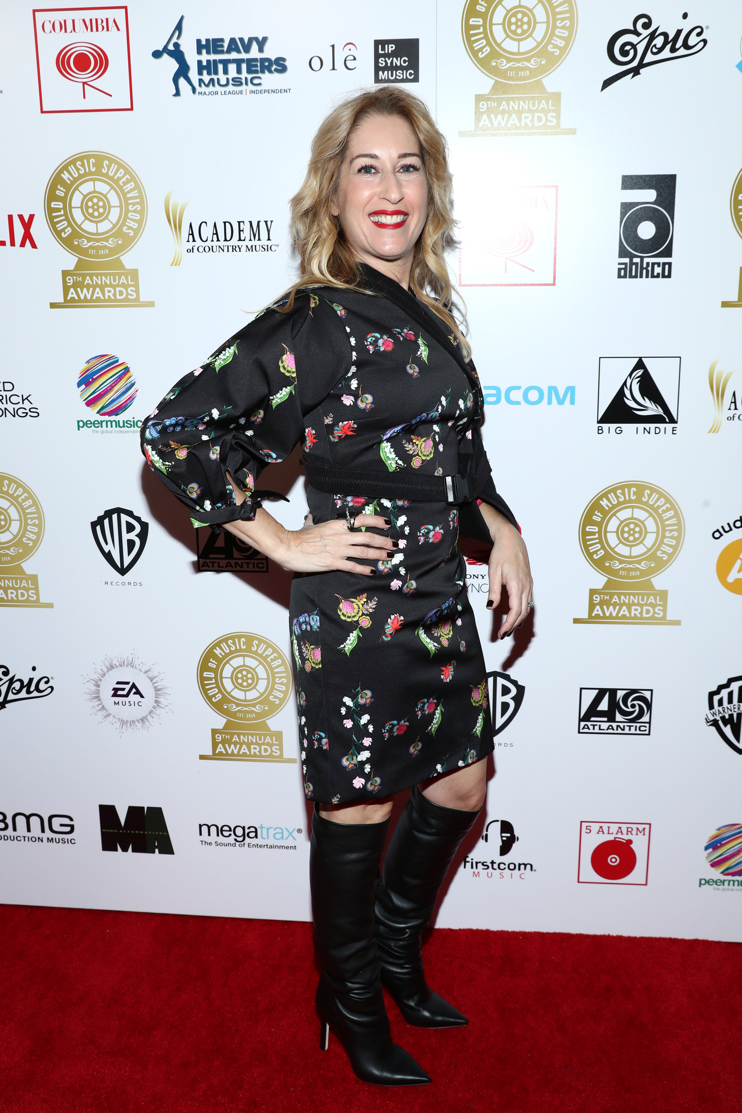 Julia Michels at the 9th Annual Guild of Music Supervisors Awards | © Rich Polk | Getty Images