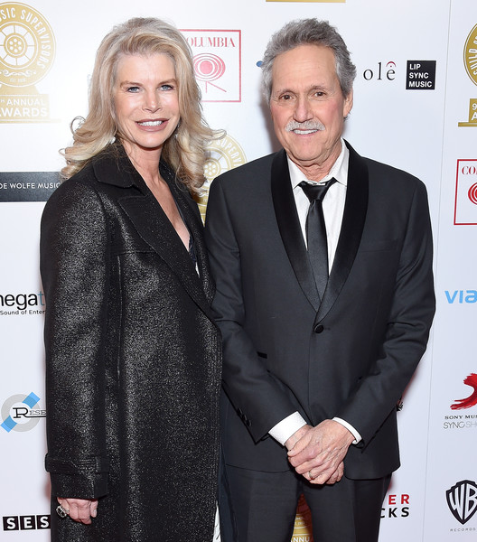 Kim and Joel Sill at the 9th Annual Guild of Music Supervisors Awards | © Gregg DeGuire | Getty Images