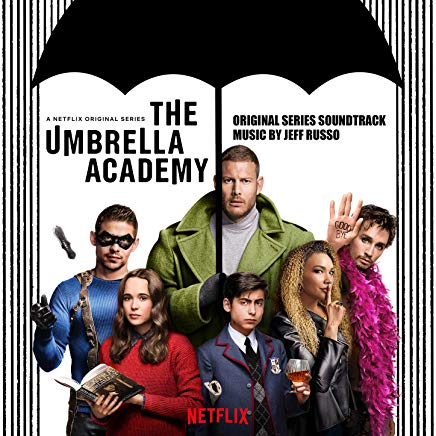 Pop Disciple PopDisciple Soundtrack OST Score Film Music New Releases The Umbrella Academy Jeff Russo