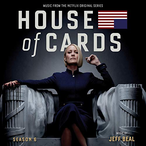 Pop Disciple PopDisciple Soundtrack OST Score Film Music New Releases House of Cards Jeff Beal