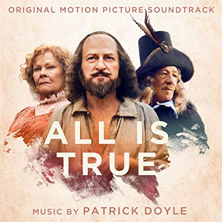 Pop Disciple PopDisciple Soundtrack OST Score Film Music New Releases All is True Patrick Doyle