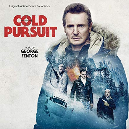 Pop Disciple PopDisciple Soundtrack OST Score Film Music New Releases Cold Pursuit George Fenton