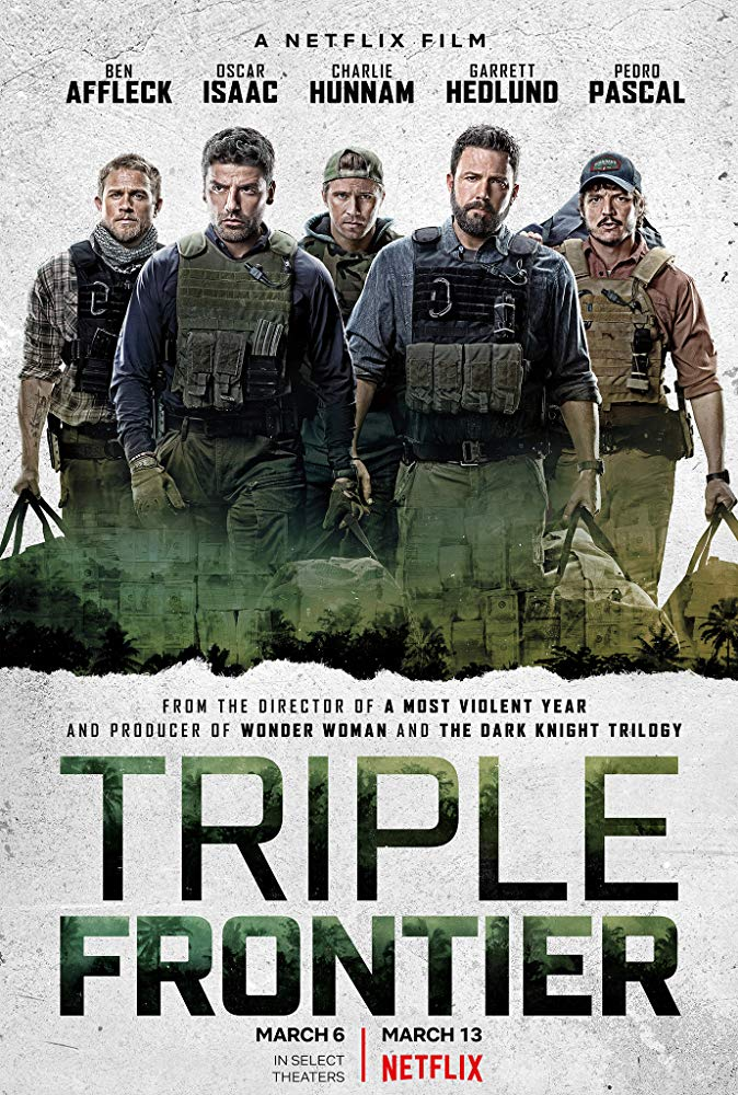 Pop Disciple Now Watching Music Supervision Film Music Soundtrack Composer Music Supervisor Triple Frontier J.C. Chandor Disasterpeace Rich Vreeland Linda Cohen