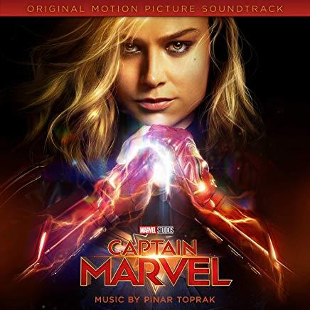 Pop Disciple PopDisciple Soundtrack OST Score Film Music New Releases Captain Marvel Pinar Toprak