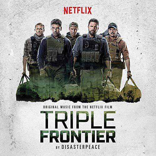Pop Disciple PopDisciple Soundtrack OST Score Film Music New Releases Triple Frontier Rich Vreeland Disasterpeace