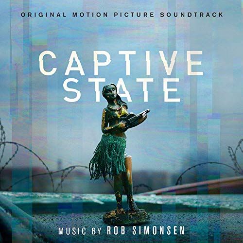 Pop Disciple PopDisciple Soundtrack OST Score Film Music New Releases Captive State Rob Simonsen
