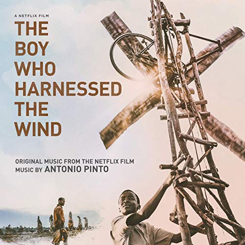 Pop Disciple PopDisciple Soundtrack OST Score Film Music New Releases The Boy Who Harnessed The Wind Antonio Pinto