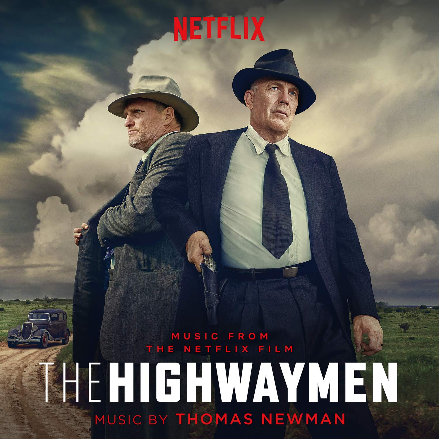 Pop Disciple PopDisciple Soundtrack OST Score Film Music New Releases The Highwaymen Thomas Newman