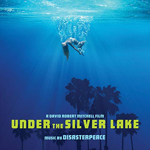 Pop Disciple PopDisciple Soundtrack OST Score Film Music New Releases Under The Silver Lake Disasterpeace Rich Vreeland