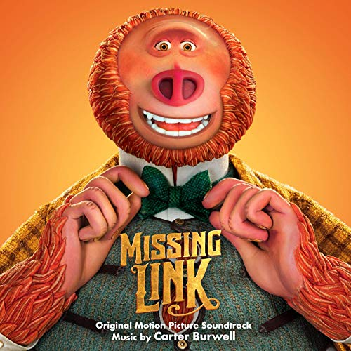 Pop Disciple PopDisciple Soundtrack OST Score Film Music New Releases Missing Link Carter Burwell