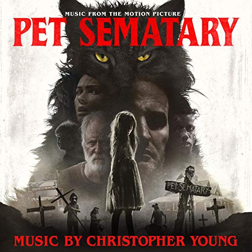 Pop Disciple PopDisciple Soundtrack OST Score Film Music New Releases Pet Sematary Christopher Young