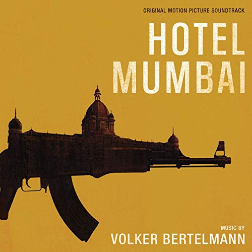 Pop Disciple PopDisciple Soundtrack OST Score Film Music New Releases Hotel Mumbai Volker Bertelmann Hauschka