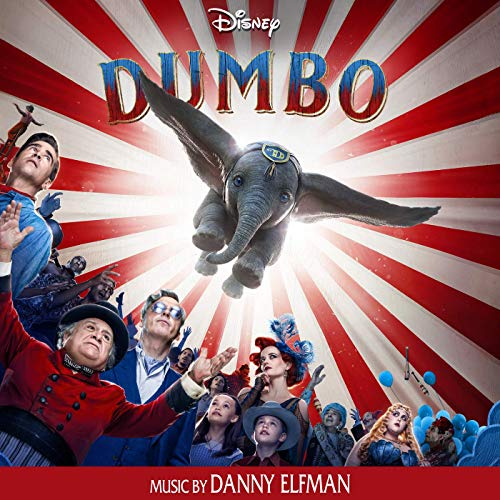 Pop Disciple PopDisciple Soundtrack OST Score Film Music New Releases Dumbo Danny Elfman