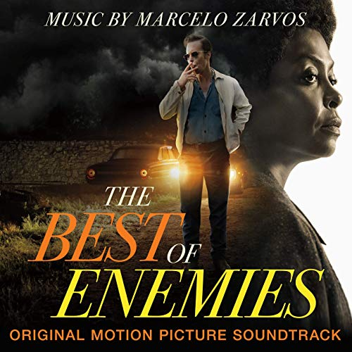 Pop Disciple PopDisciple Soundtrack OST Score Film Music New Releases The Best of Enemies Marcelo Zarvos