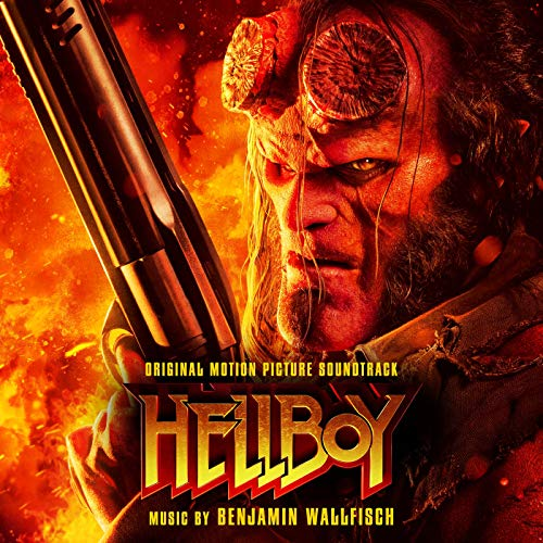 Pop Disciple PopDisciple Soundtrack OST Score Film Music New Releases Hellboy Benjamin Wallfisch