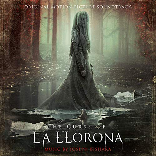 Pop Disciple PopDisciple Soundtrack OST Score Film Music New Releases The Curse of La Llorona Joseph Bishara
