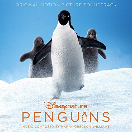 Pop Disciple PopDisciple Soundtrack OST Score Film Music New Releases Penguins Harry Gregson-Williams