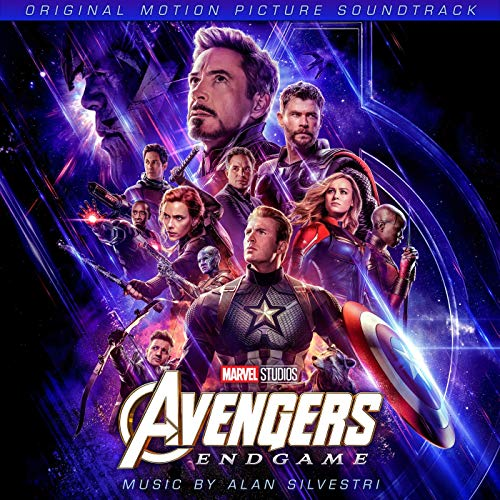 Pop Disciple PopDisciple Soundtrack OST Score Film Music New Releases Avengers Endgame Alan Silvestri