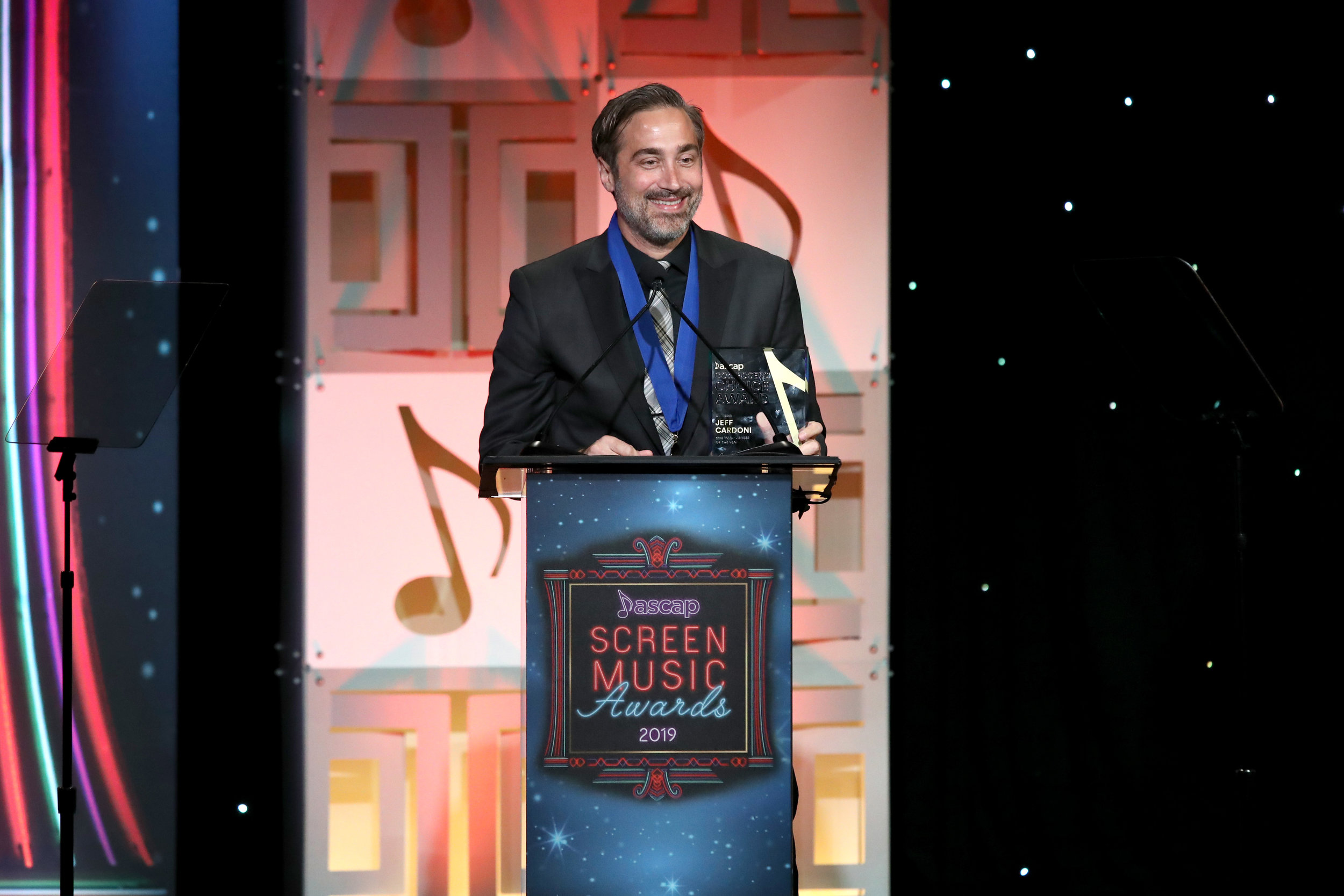 34th Annual ASCAP Screen Music Awards | Pop Disciple | Film Music