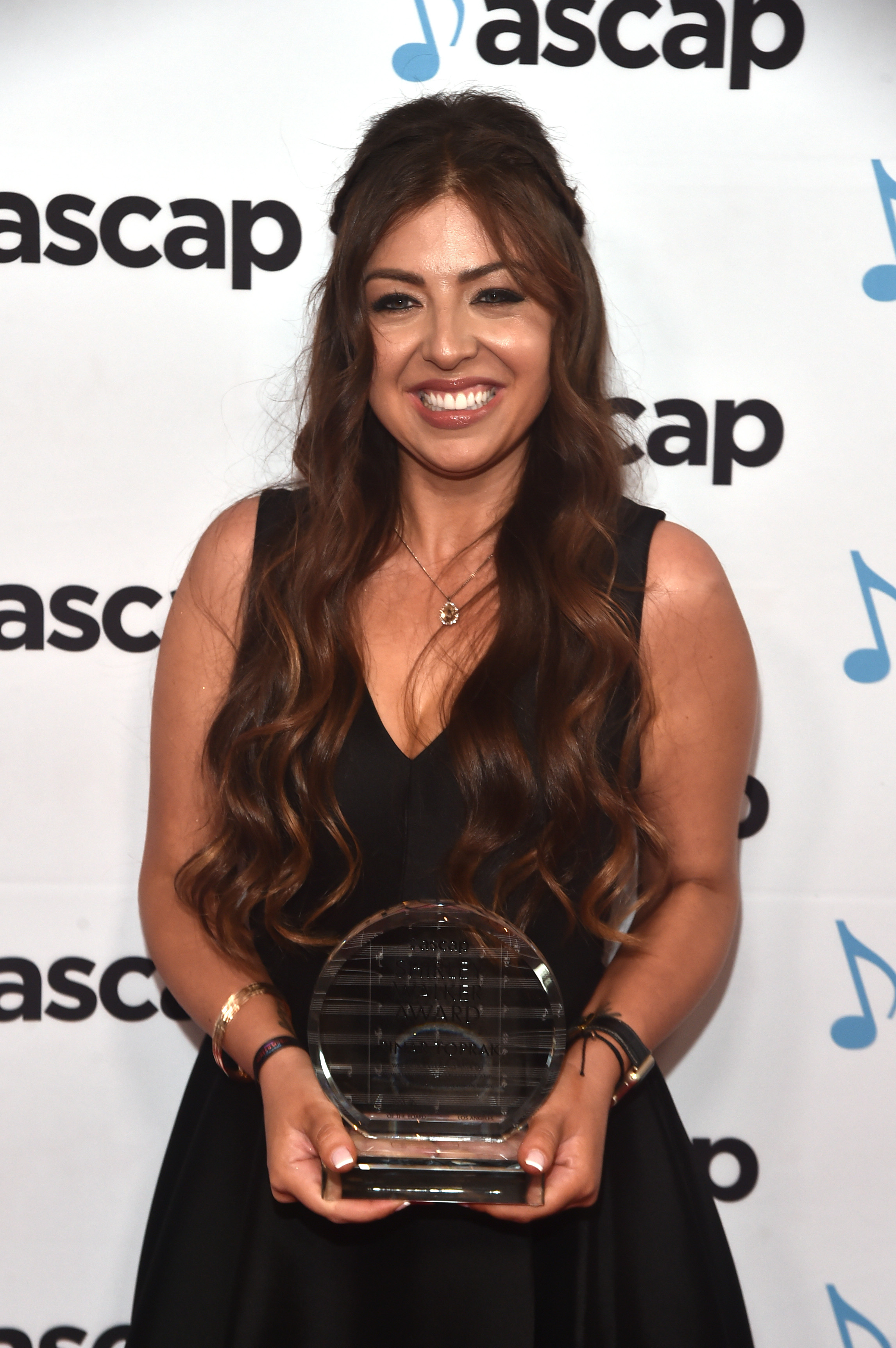 BEVERLY HILLS, CALIFORNIA - MAY 15: Composer Pinar Toprak, winner of the ASCAP Shirley Walker award attends the ASCAP 2019 Screen Music Awards at The Beverly Hilton Hotel on May 15, 2019 in Beverly Hills, California. (Photo by Alberto E. Rodriguez/Getty Images for ASCAP)