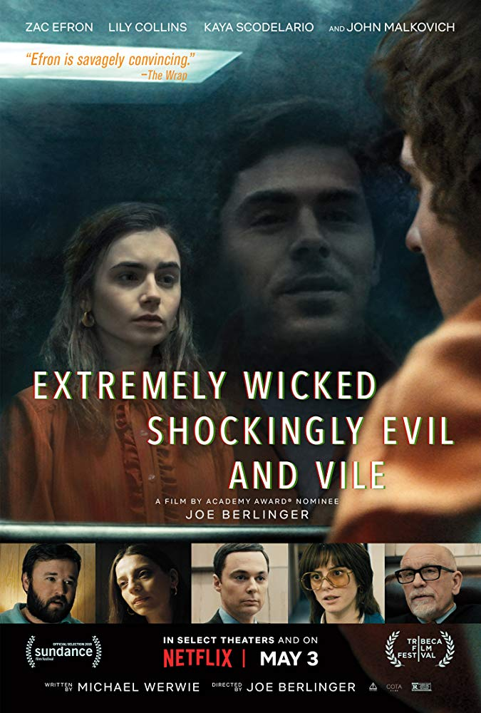Pop Disciple PopDisciple Soundtrack OST Score Film Music New Releases Extremely Wicked Shockingly Evil and Vile
