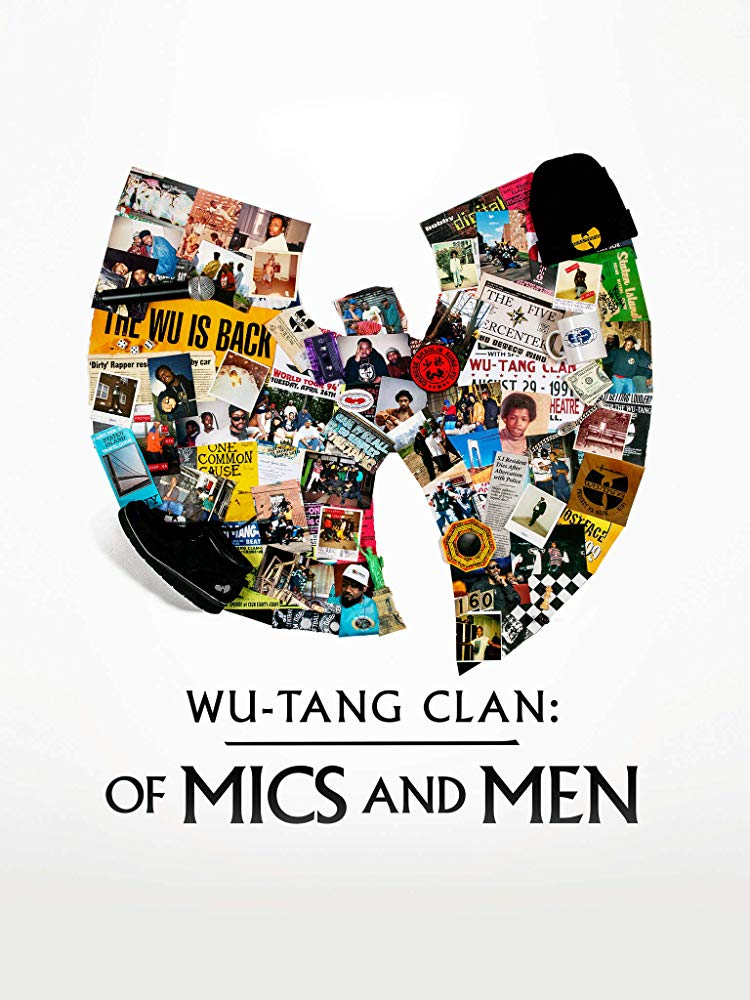 Pop Disciple PopDisciple Soundtrack OST Score Film Music New Releases Wu-Tang Clan Of Mics and Men