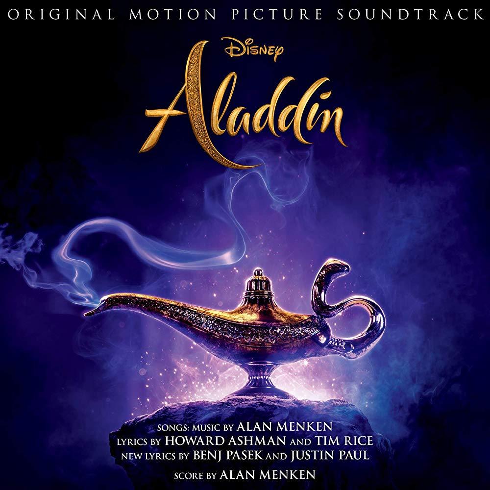 Pop Disciple Soundtrack OST Score Film Music New Releases Aladdin Alan Menken Howard Ashman Tim Rice Benj Pasek Justin Paul
