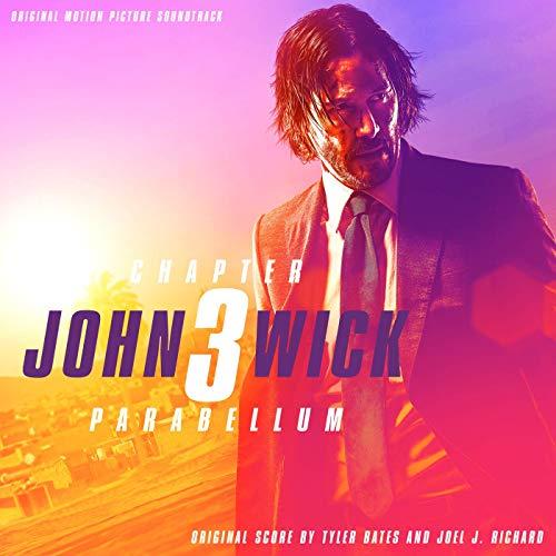 Pop Disciple Soundtrack OST Score Film Music New Releases John Wick Chapter 3 Parabellum Tyler Bates Joel J. Richard