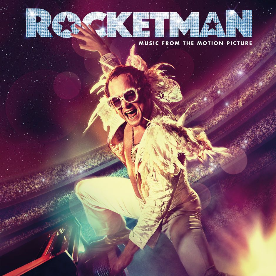 Pop Disciple Soundtrack OST Score Film Music New Releases Rocketman Elton John