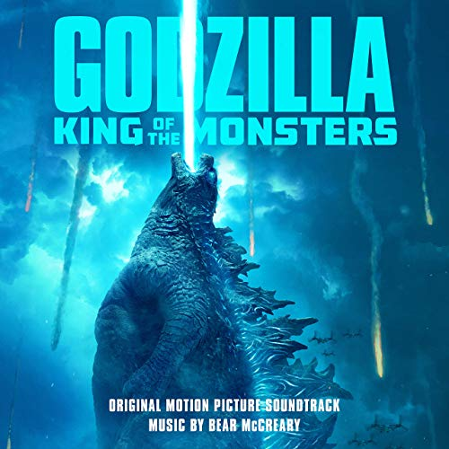 Pop Disciple Soundtrack OST Score Film Music New Releases Godzilla King of the Monsters Bear McCreary