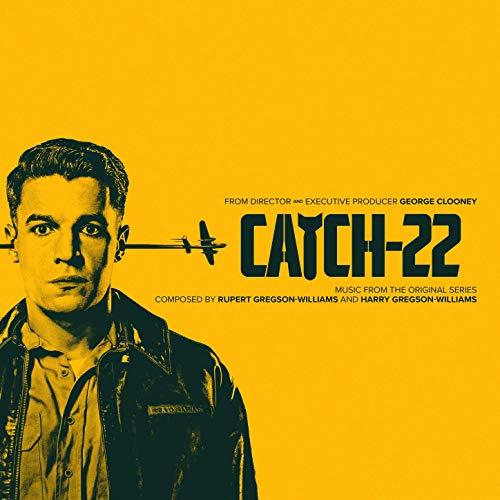 Pop Disciple Soundtrack OST Score Film Music New Releases Catch-22 Rupert Gregson-Williams Harry Gregson-Williams
